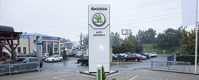 Autó Derzbach Kft, Ihr Spezialist für Skoda,Autohaus, Auto, Carconfigurator, Gebrauchtwagen, aktuelle Sonderangebote, Finanzierungen, Versicherungen